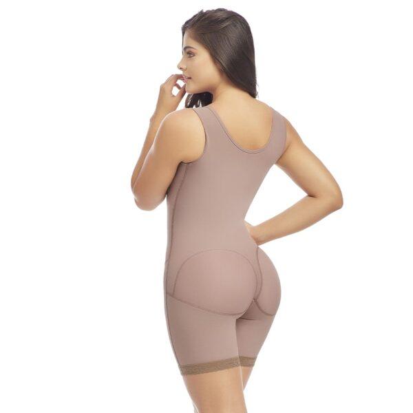 Faja post quirurgica y post parto con cierre lateral