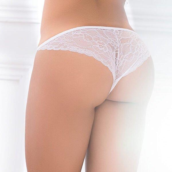 Panty tanga en encaje