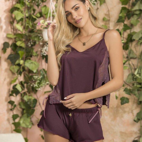 Pijama de short