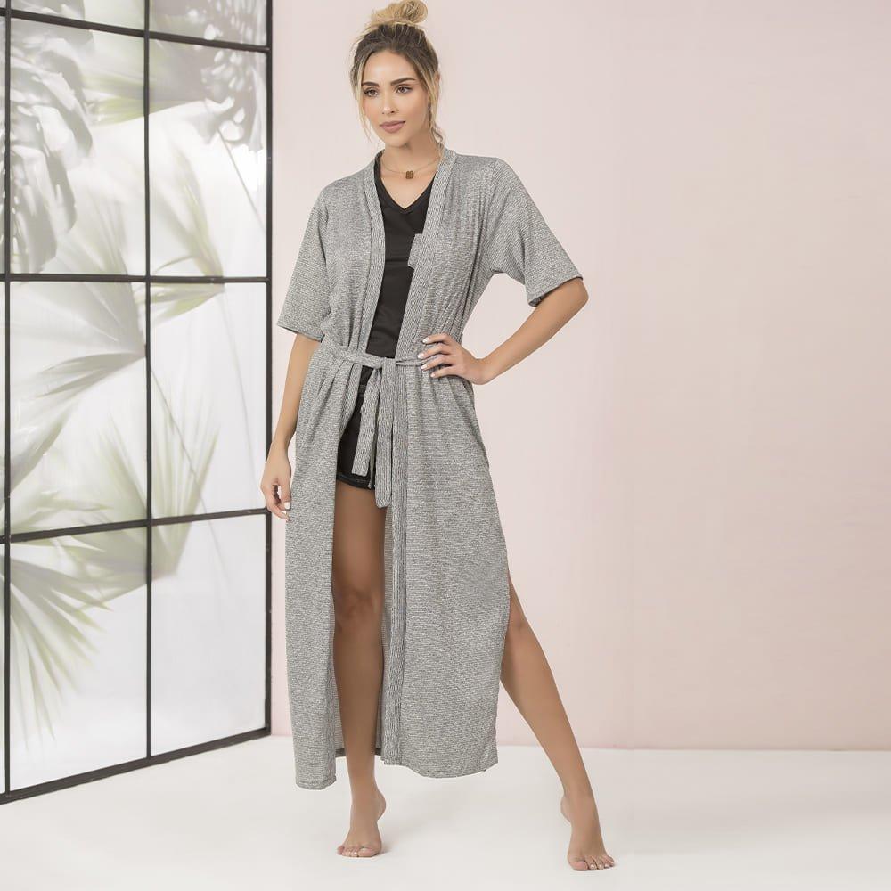 Pijama tres piezas