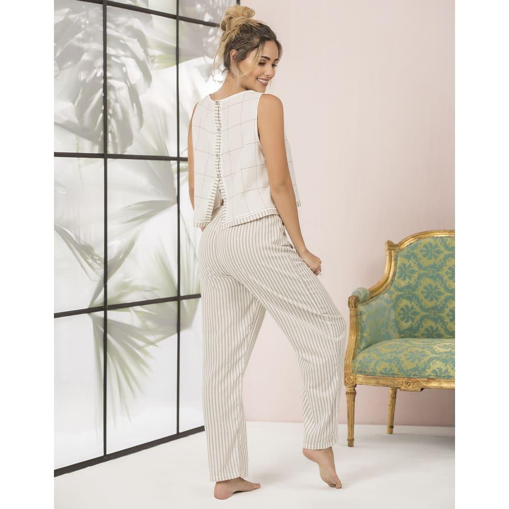 Pijama de pantlon
